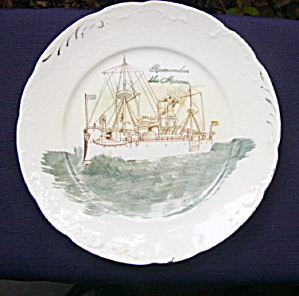 Remember The Maine Plate