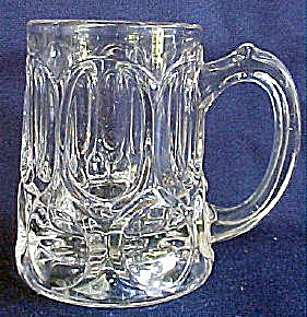 Ashburton Handled Flint Glass Tumbler