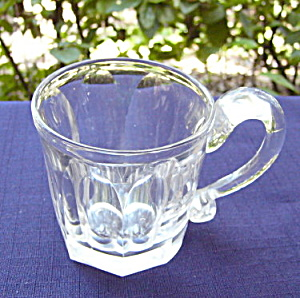 Cut Flute Handled Whiskey Flint (Image1)