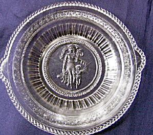 Cupid and Venus Bread Plate (Image1)