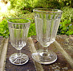 Panelled Dewdrop Wine and Cordial (Image1)