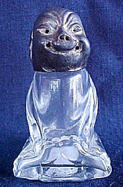 Billiken/Monkey Salt Shaker (Image1)