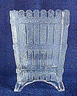 Picket Fence Toothpick / Match Holder (Image1)