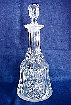 New England Pineapple Decanter (Image1)