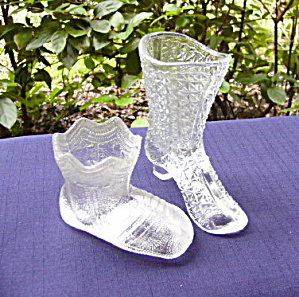 Glass Shoe Boot and Bootee Novelties (Image1)