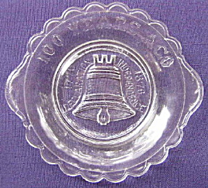 Liberty Bell Plate (Image1)
