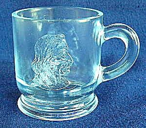 Columbus And Washington Mug