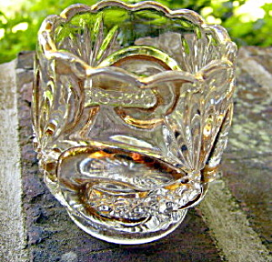 Scroll with Cane Band Toothpick Gold (Image1)