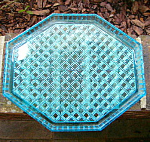 Deep Star Blue Water Tray