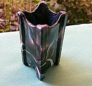 Sowerby Marble/Slag Vase (Image1)
