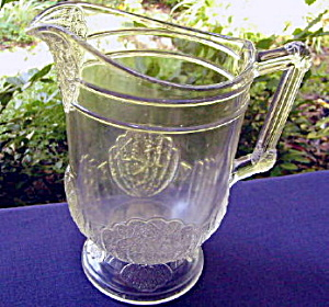 Shell and Tassel Water Pitcher (Image1)