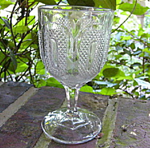 Buckle Flint Goblet
