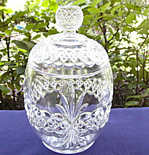 Royal Crystal Cracker Jar (Image1)