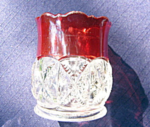 The Summit Ruby Flashed Toothpick (Image1)