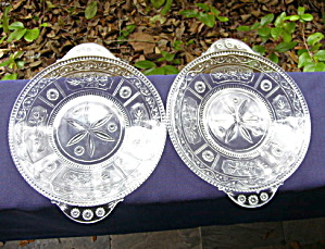 Willow Oak  Larger Plates (set of 2) (Image1)