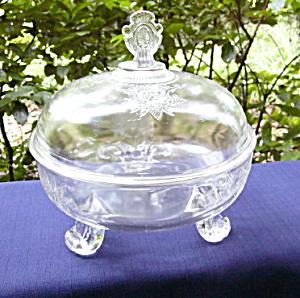 Grasshopper Covered Bowl (Image1)