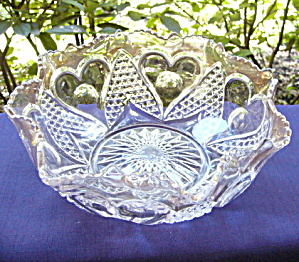 Heart With Thumbprint Bowl