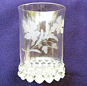 Etched Pavonia Tumbler (Image1)