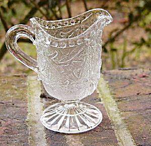 English Toy Flint Glass Creamer (Image1)