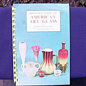 Identification of American Art Glass    (Image1)