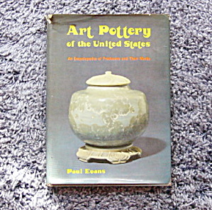 Art Pottery of the United States  Book       (Image1)