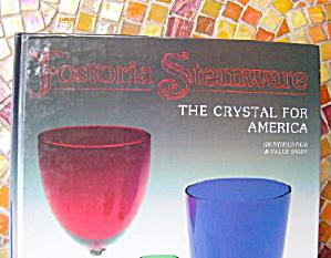 Fostoria Stemware – The Crystal for America – Book (Image1)