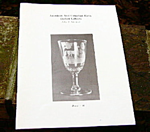 American and Canadian Early Etched Goblets – Book (Image1)