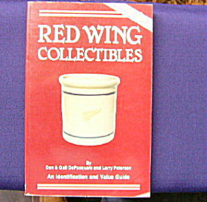 Red Wing Collectibles Book (Image1)