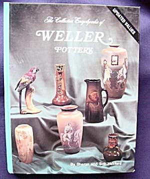 Weller Pottery Book (Image1)