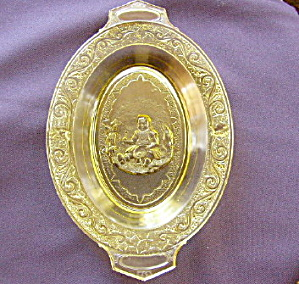 Royal -  Crying Baby Bread Plate (Image1)