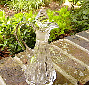 Diamond Ridge Cruet