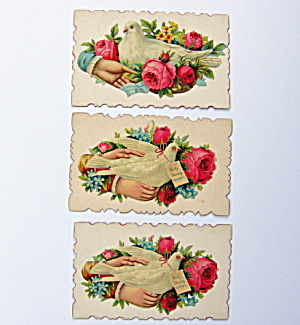 Victorian Die-Cut Calling Cards (Image1)