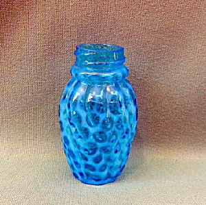 Windows Salt Shaker Sapphire Opalescent (Image1)
