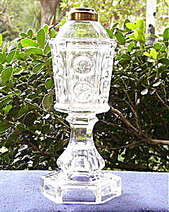 Star & Punty Whale Oil Lamp (Image1)