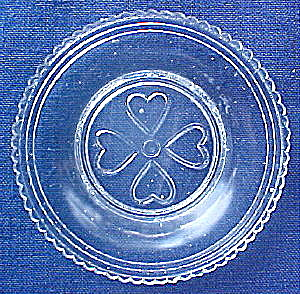Lr #479 - Heart Cup Plate
