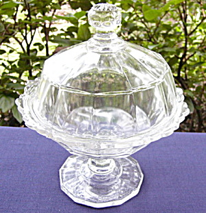 Duncan Ribbon Butter Dish	 (Image1)