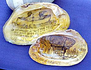 Muskingum McConnelsville Folk Art Shells (Image1)
