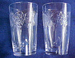 English Pony glasses - pair (Image1)