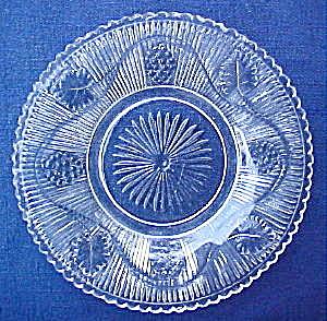 Ribbed Grape Plate (Image1)