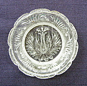 Cup Plate Lee Rose No. 158A (Image1)