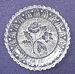Cup Plate Lee Rose No.149 (Image1)