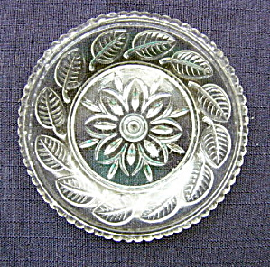 Cup Plate Lee Rose #334A (Image1)