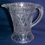 Click here to enlarge image and see more about item 128S: Reticulated Cord Creamer