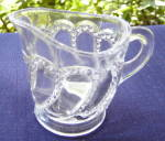 Toy Beaded Swirl Creamer