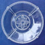 Click here to enlarge image and see more about item 196T: Rope Bands Plate