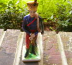 Click to view larger image of Napoleonic Grenadier Figurines (set of 4) (Image3)