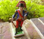 Click to view larger image of Napoleonic Grenadier Figurines (set of 4) (Image5)
