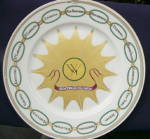 Haviland Martha Washington Plate