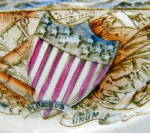 Click to view larger image of US Maine Pottery Plate (Image5)