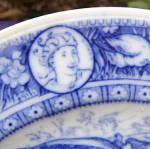 Click to view larger image of Wedgwood Ivanhoe Series Plate     (Image3)